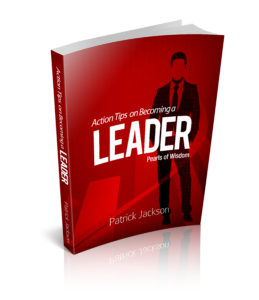 ACTION TIPS on Becoming a Leader (3D)