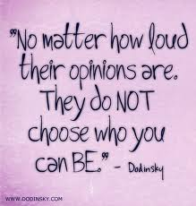 opinions and counsel