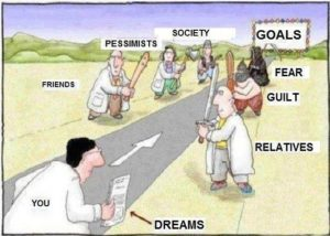 the journey of a dreamer