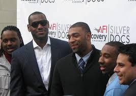 lebron and his guys